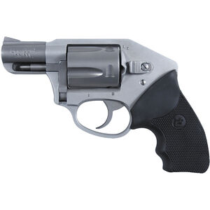 """Charter Arms Off Duty Revolver .38 Special +P 2"""" Barrel 5 Rounds Alloy Frame Stainless Finish Rubber Grip 53811"""
