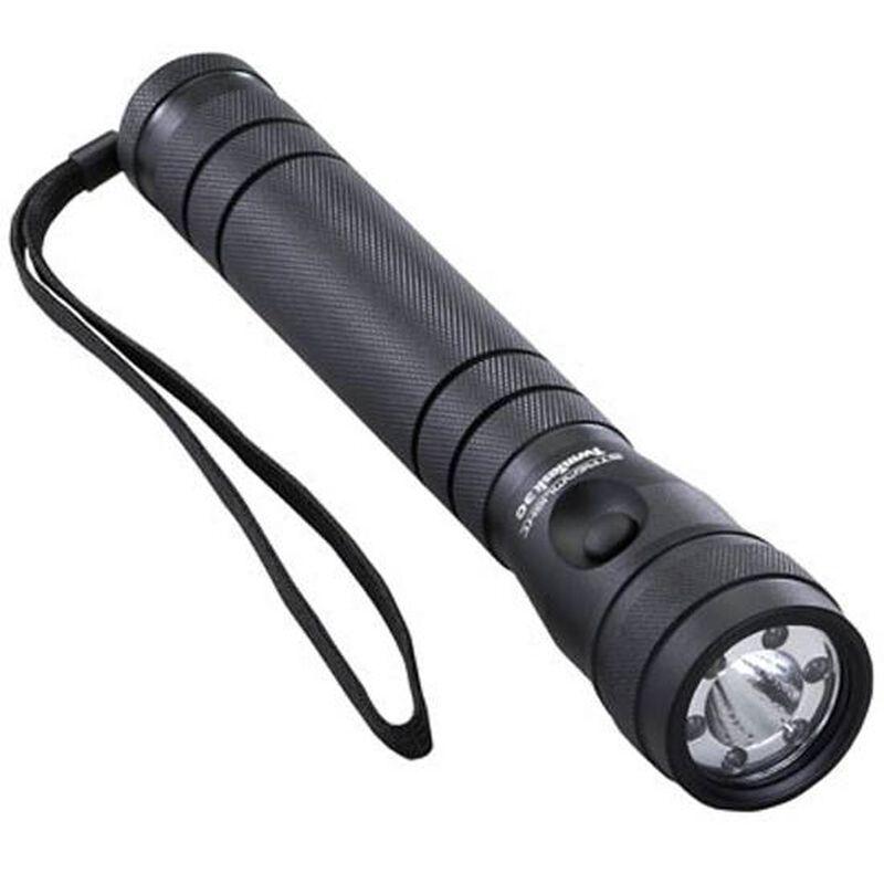 Streamlight Twin-Task UV and C4 LED Flashlight 185 Lumens Three C Alkaline Batteries Black Aluminum