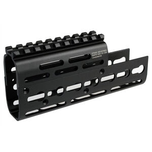 Strike Industries AK-47 TRAX 1 Modular KeyMod Handguard Rail Black SI-AK-TRAX1-BK
