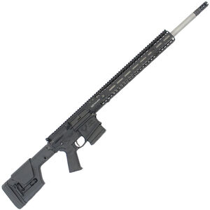 "Stag Arms STAG 10S AR Style Semi Auto Rifle 6.5mm Creedmoor 22"" Stainless Steel Barrel 10 Rounds M-LOK Compatible Handguard Magpul PRS Stock Black"
