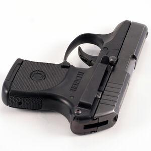 Techna Clips Ruger LCP Retention Belt Clip Left Hand Steel Black LCPBL