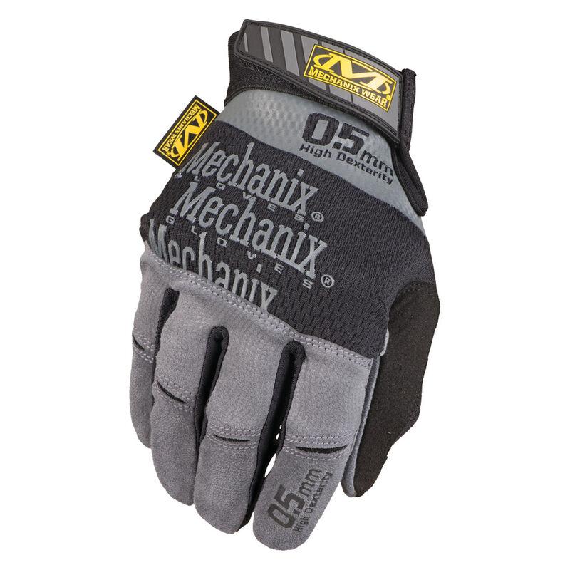 Mechanix Wear Specialty High Dexterity Suede Glove Black/Grey Medium