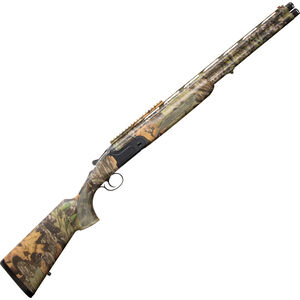 "Charles Daly 204X 12 Ga Over/Under Shotgun 24"" Barrels 3.5"" Chamber Synthetic Furniture Mossy Oak Obsession Camo"