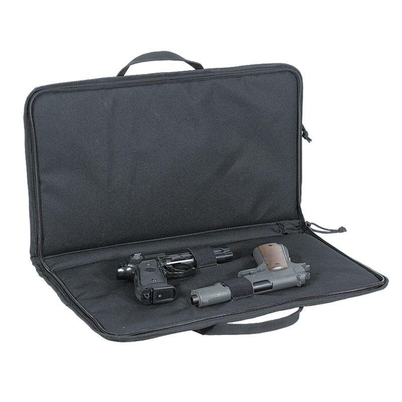 """Voodoo Tactical Enlarged Pistol Case 10""""x19""""x2"""" Coyote"""