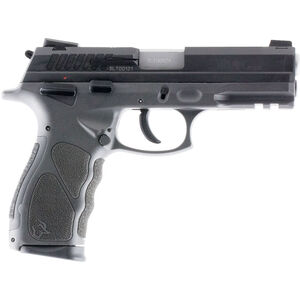 "Taurus TH40 40 S&W Semi Auto Pistol 4.27"" Barrel 15 Rounds Novak Sights Gray"