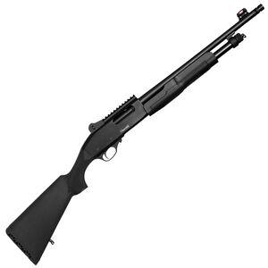 "EAA Akkar Churchill 620 Tactical 20 Gauge Pump Action Shotgun 18.5"" Barrel 3' Chamber 5 Rounds Picatinny Optics Rail Polymer Synthetic Forend/Stock Stock Matte Black"