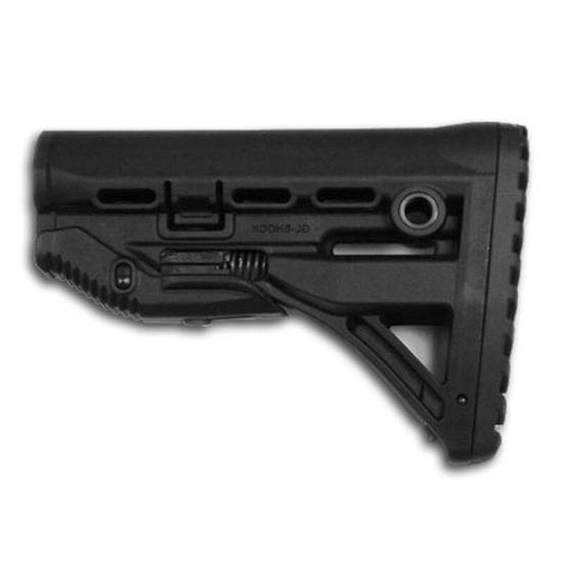 Mako GL-Shock AR-15 Recoil Reducing Stock Polymer Black GL-SHOCK