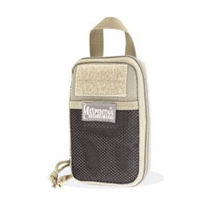 Maxpedition Mini Pocket Organizer MOLLE Nylon Khaki