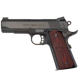 "Colt 1911 LW Commander Pistol .45 ACP 4.25"" Bbl 9rds Blued"