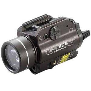 Streamlight TRL-2 HL G Rail mounted Flashlight W/ Green Laser 69265