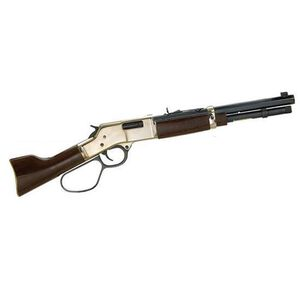 "Henry Repeating Arms Mare's Leg Lever Action Pistol .45 LC 12.9"" Barrel 5 Round Brass Recever Walnut Furniture"