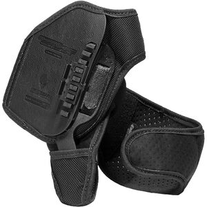 Alien Gear ShapeShift Ankle Carry Expansion Pack Left Handed Neoprene and Polymer Construction For Use With ShapeShift Modular Holster Shells Black