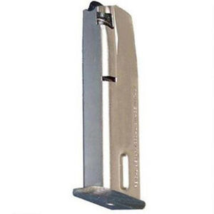 Beretta 84 Series Magazine .380 ACP 13 Rounds Steel Nickel JM85886