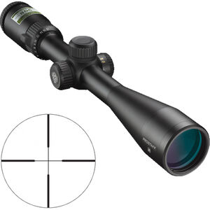 "Nikon Prostaff P3 3-9x40 Riflescope Non-Illuminated Nikoplex Reticle 1"" Tube .25 MOA Fixed Parallax Matte Black"