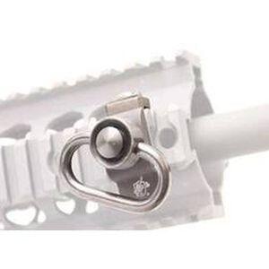 Knight's Armament Push-Button QD Swivel Forend Rail Mount Picatinny Black AR15