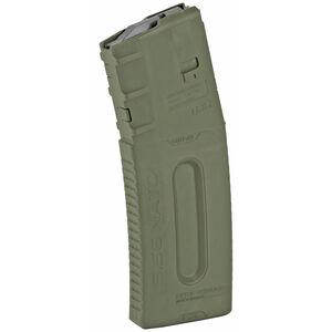 Hera USA H3L AR-15 Magazine 5.56 NATO 10 Round With Limiter Installed Polymer OD Green