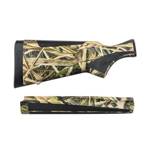 Remington Versa Max Sportsman 12 Gauge Stock/Forend Set Synthetic Stock with Supercell Recoil Pad Mossy Oak Shadow Grass Blades Camouflage Finish