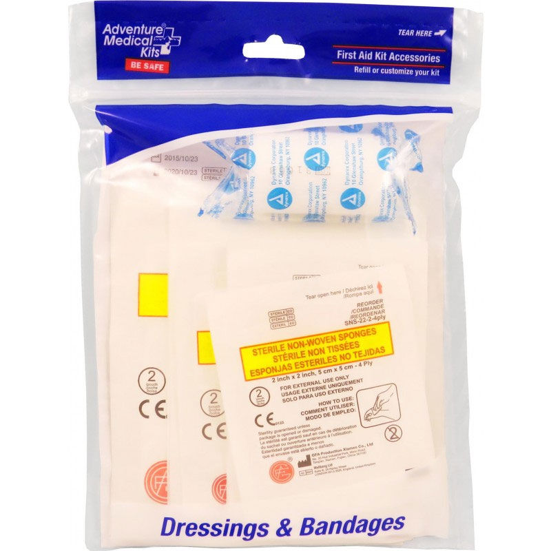 Adventure Medical Kits Dressings and Bandages