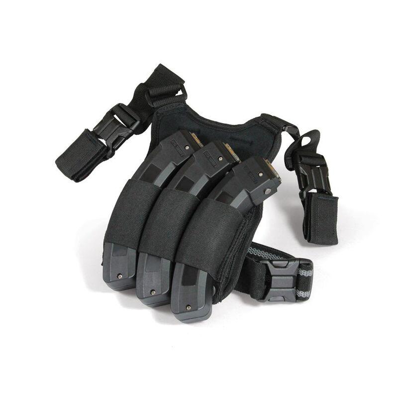 Adaptive Tactical Tac-Hammer 10/22 Triple Mag Pouch and Drop Leg Platform