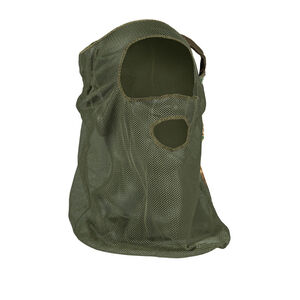 Primos Mesh 3/4 Face Mask OD Green One Size Fits Most