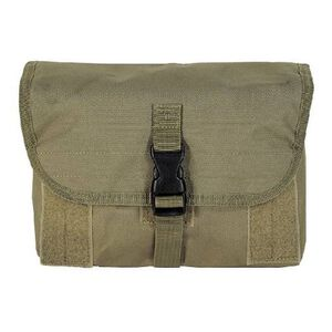 Voodoo Tactical MOLLE Gas Mask Pouch Nylon Coyote 20-721207000