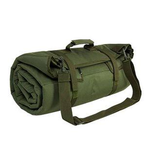 "NcStar Vism Roll Up Shooting Mat 69""L x 35"" Green"