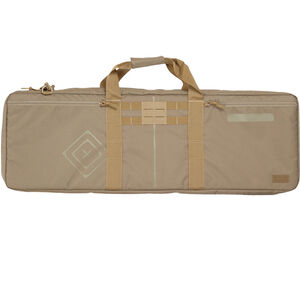 "5.11 Tactical Shock Rifle Case 42"" Padded Interior Sandstorm 562203281"