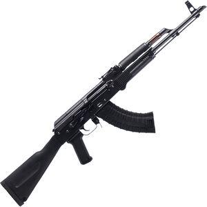 "Riley Defense RAK-47-P AK-47 Semi Auto Rifle 7.62x39mm 16.25"" Barrel 30 Rounds Polymer Furniture Black Finish"
