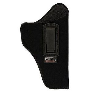 Uncle Mike's IWB Holster Size 10 Small .22 to .25 Caliber Autos Right Hand Nylon Black 89101