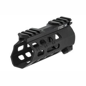 """UTG PRO Forerunner 5"""" M-LOK Free Float Handguard Black MTU049SPM"""