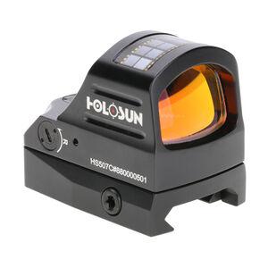 Holosun HS507C Micro Red Dot Sight Multi Reticle