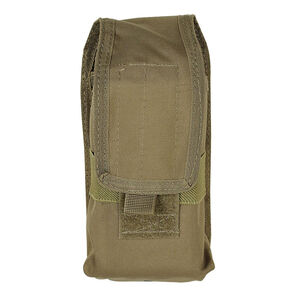Voodoo Tactical Radio Pouch Coyote
