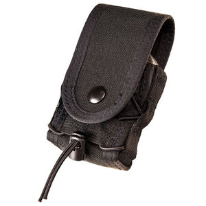 High Speed Gear Handcuff TACO Covered MOLLE Mount Black