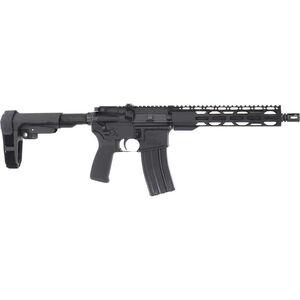 "Radical Firearms M4 Profile 5.56 NATO AR-15 Semi-Auto Pistol 10.5"" Barrel 30 Rounds Free Float Hand Guard SB Tactical SBA3 Pistol Brace Black Finish"