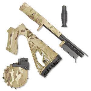 Adaptive Tactical Mossberg 500 Sidewinder Venom Kit 10 Rounds Polymer Multicam AT-03023