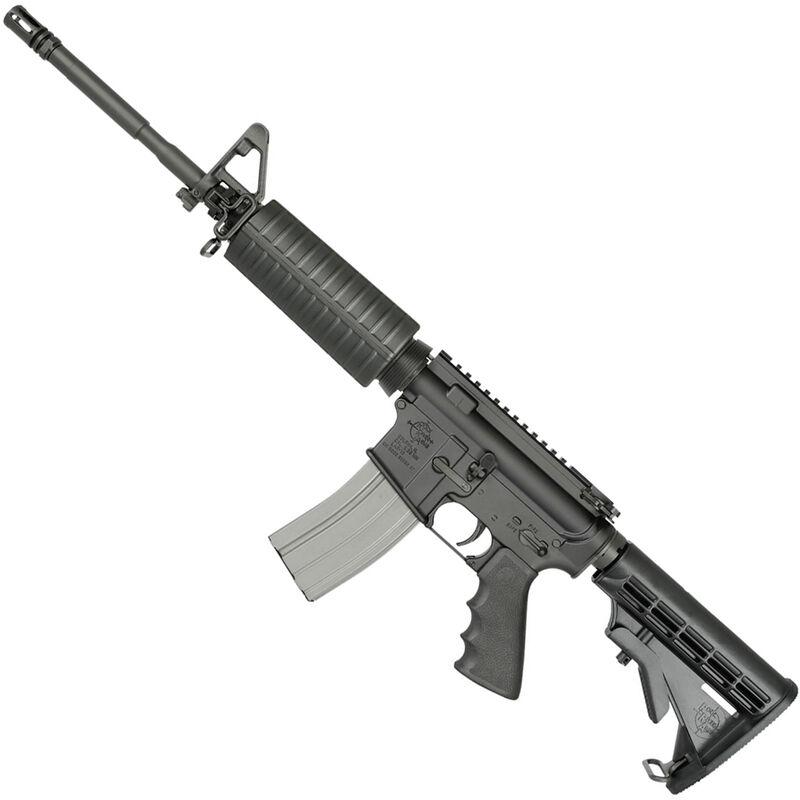"""Rock River LAR-15 Entry Tactical AR-15 Semi Auto Rifle 5.56 NATO 16"""" M4 Profile Barrel 30 Rounds Black"""