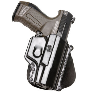 Fobus Holster S&W SW990L/Walther P99 Right Hand Paddle Attachment Polymer Black