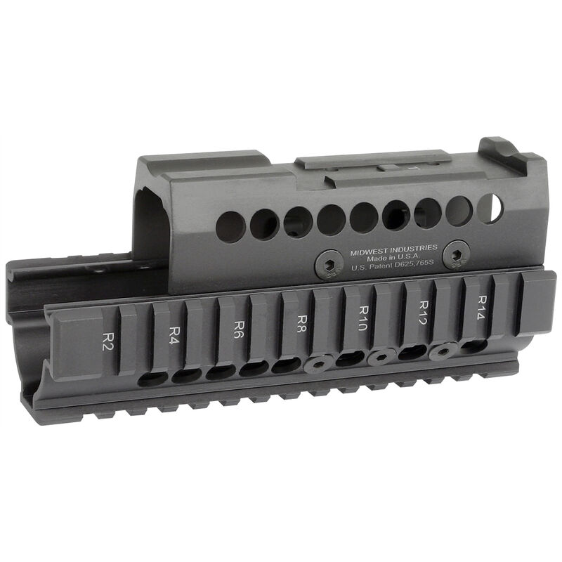 Midwest Industries Handguard with T1/VS Yugo AK-47