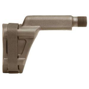 SB Tactical VECTOR PSB FDE, Pistol Stabilizing Brace,  Fits Kriss Vector, Requires Adapter KRKVA-SABL00 VECT-01