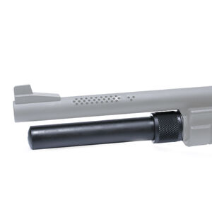Wilson Combat Remington 870/1100/1187 12 Gauge Two Shot Magazine Tube Extension Black SGETU2