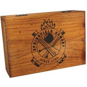 Springfield Armory 1911 Series Wooden Presentation Box GE5051