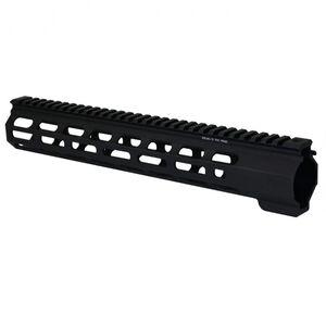 "Samson MFG AR-15 M-LOK SXS Series 12"" Free Float Hand Guard 6061-T6 Aluminum Hard Coat Anodized Matte Black"