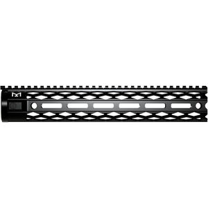 Yankee Hill Machine AR-15 Rifle Length Handguard M-LOK Aluminum Black YHM-5343-DX