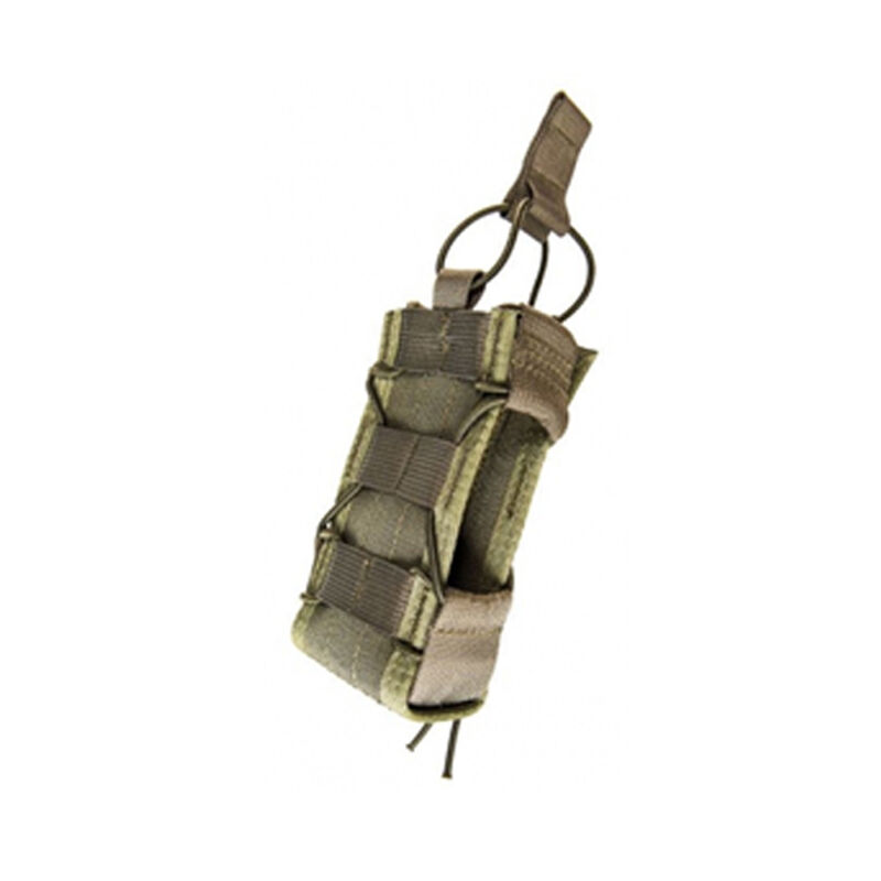 High Speed Gear Multi Access Communications Taco Pouch MOLLE Olive Drab