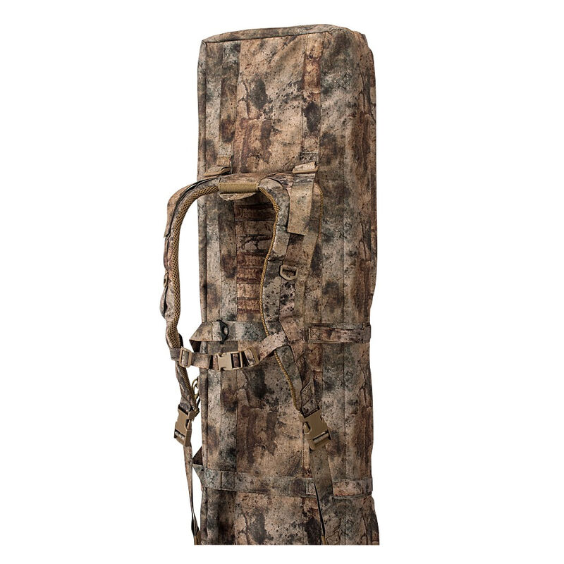 """Voodoo Tactical 56"""" 3-Gun Competition Weapons Case Nylon VTC Camo"""