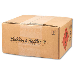 Sellier & Bellot .38 Special Ammunition 1000 Rounds LRN 158 Grains SB38A
