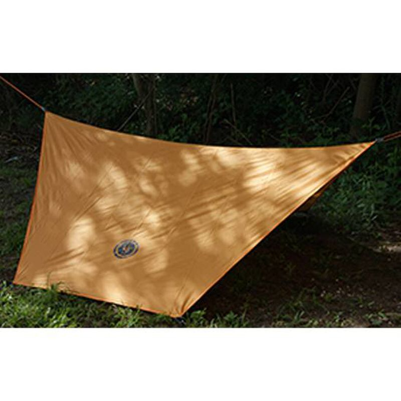 "Ultimate Survival Technologies B.A.S.E. Hex Tarp 108x96x41"" Orange 20-51144-1"