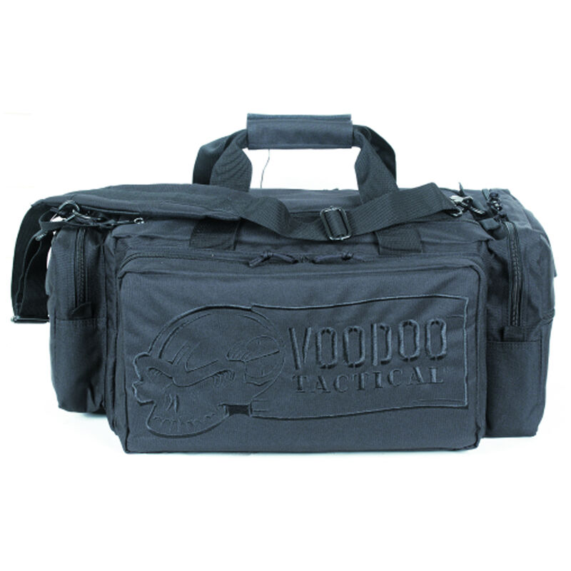 Voodoo Tactical Rhino Range Bag Nylon Black 15-0054001000