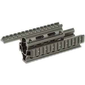 Firefield AK-47 Carbine Quad Rail Aluminum Black