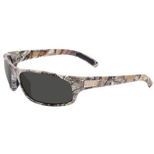 Bolle Anaconda Polarized Sunglasses Safety Glasses Smoke/Grey Lenses Nylon Frames Realtree Max-5 Camo 10338